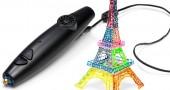 3Doodler,  la penna per disegnare in 3D