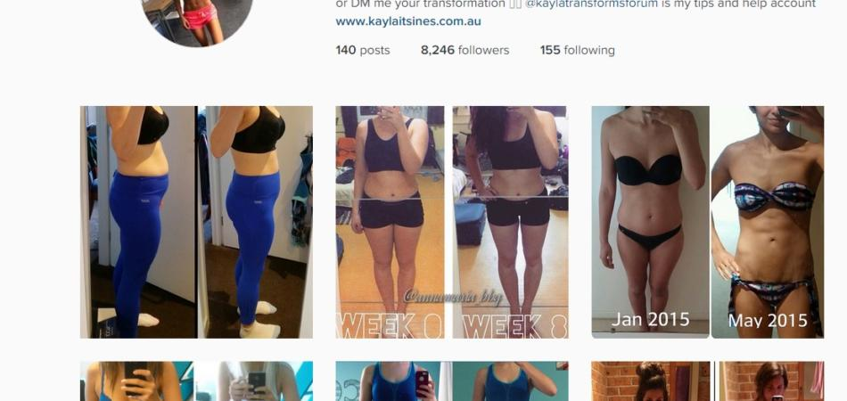 Bikini Body Guide di Kayla Itsines