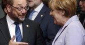 Grecia Schulz Merkel Tsipras