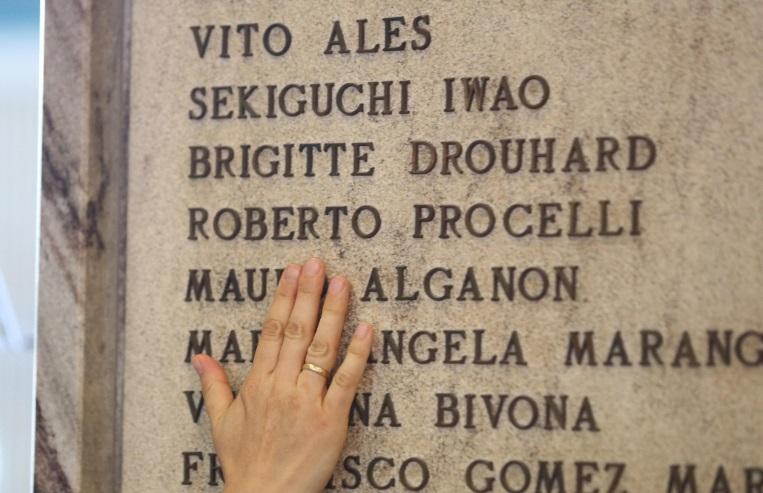 Strage di Bologna 2 agosto 1980 anniversario stazione