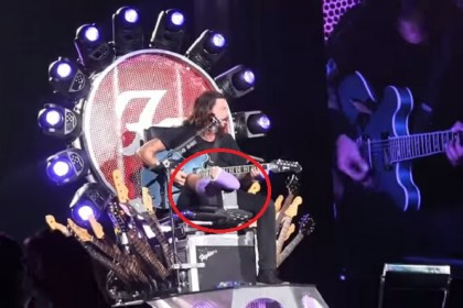 dave grohl concerto gamba