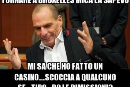 dimissioni varoufakis vignette