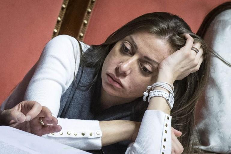 Maria rosaria rossi e l 39 imperdibile intervista al corriere for Deputati di forza italia