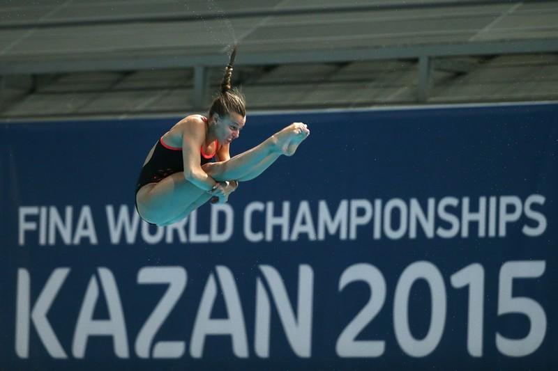 Mondiali di Nuoto Kazan 2015