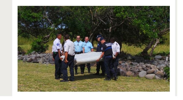Reunion MH370