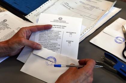 referendum grecia risultati