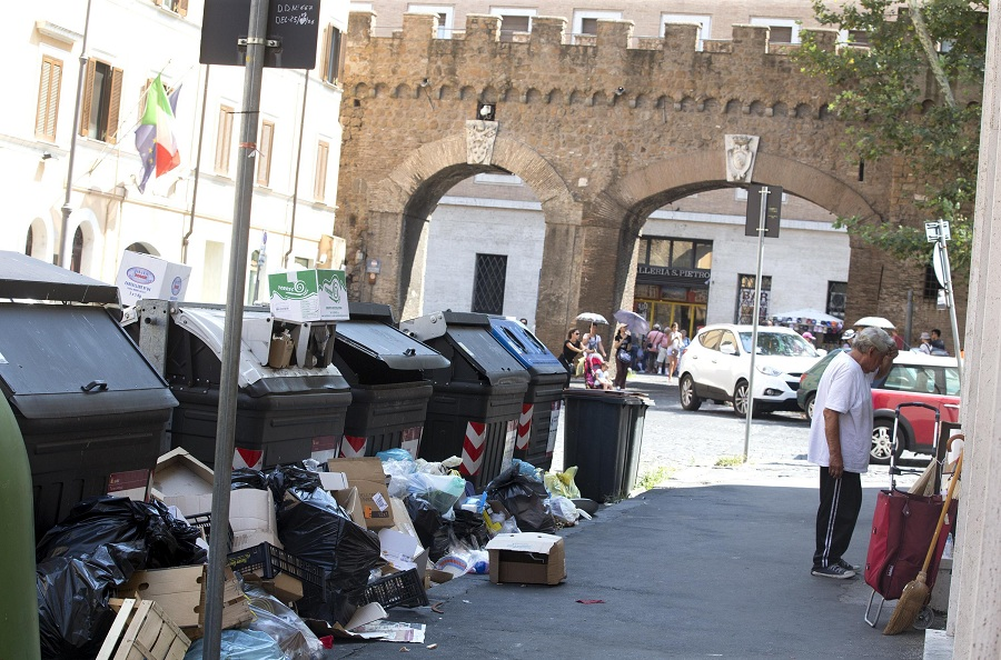 Roma: ad Ama,'ora accelerare,a settembre strade più pulite'