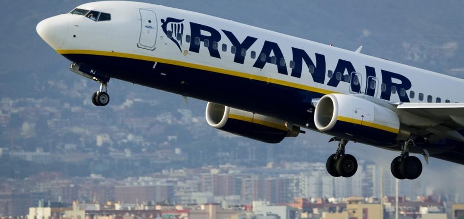 Ryanair Grecia