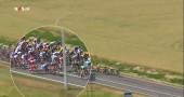 Tour de France 2015 caduta
