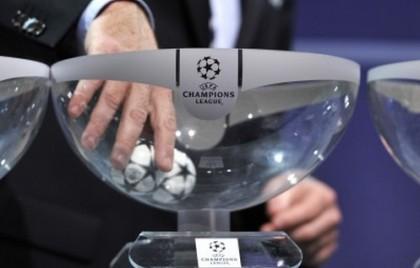 Sorteggio Lazio Champions League