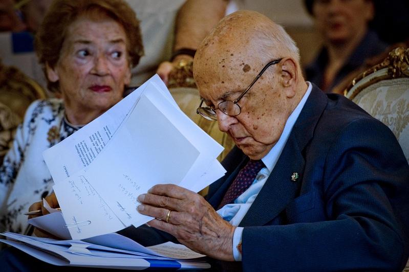 Napolitano e il governo monti del 2011 ho agito per il for Senato centralino