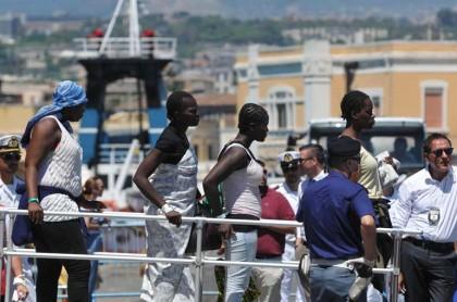 migranti allarme frontex