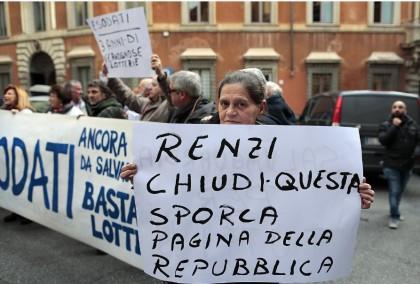 Esodati Renzi