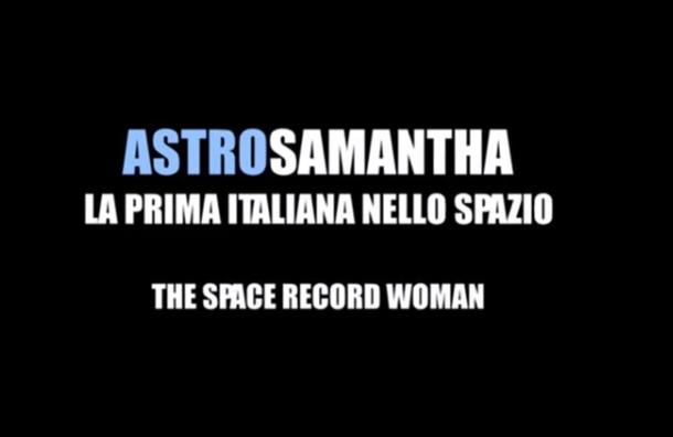 Film Samantha Cristoforetti