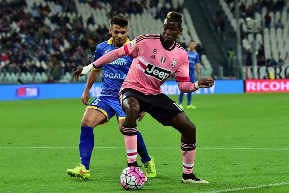 ไฮไลท์  Juventus 1 - 1 Frosinone