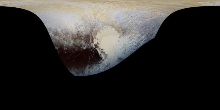 Plutone alta risoluzione