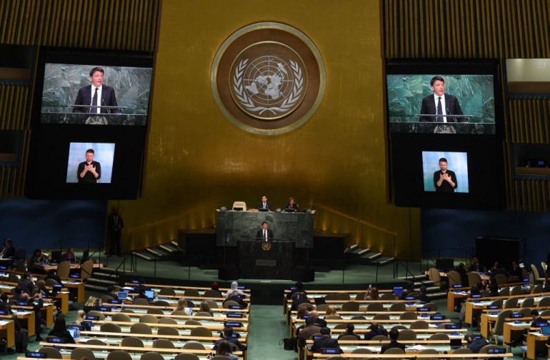 UN-GENERAL ASSEMBLY-SUMMIT