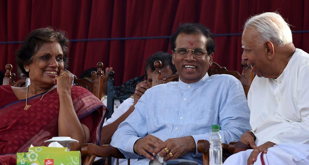 SRI LANKA-POLITICS