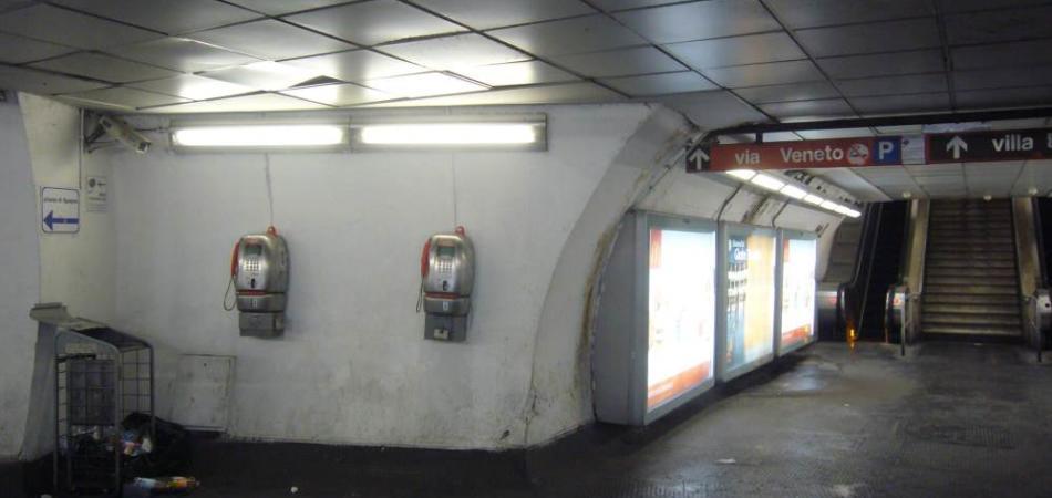atac roma metro a