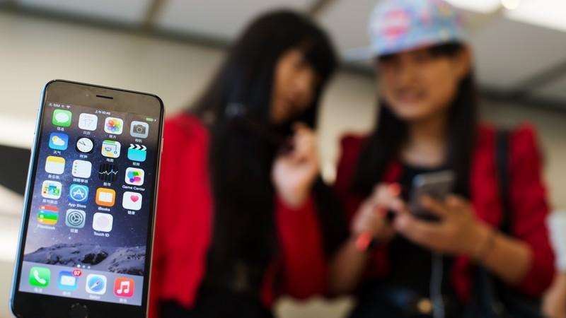 iPhone 6s batteria
