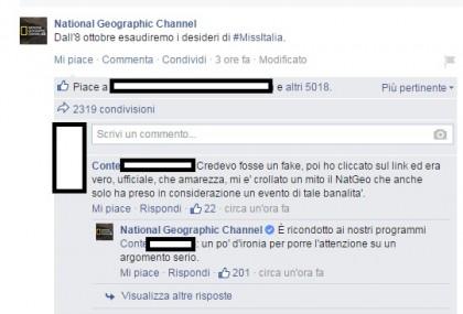 national geographic miss italia