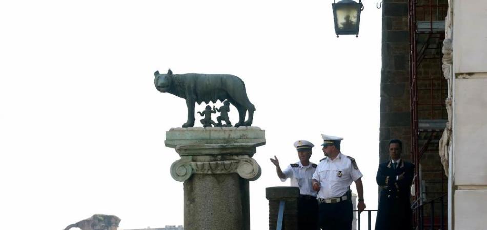 roma vigili urbani ricorso