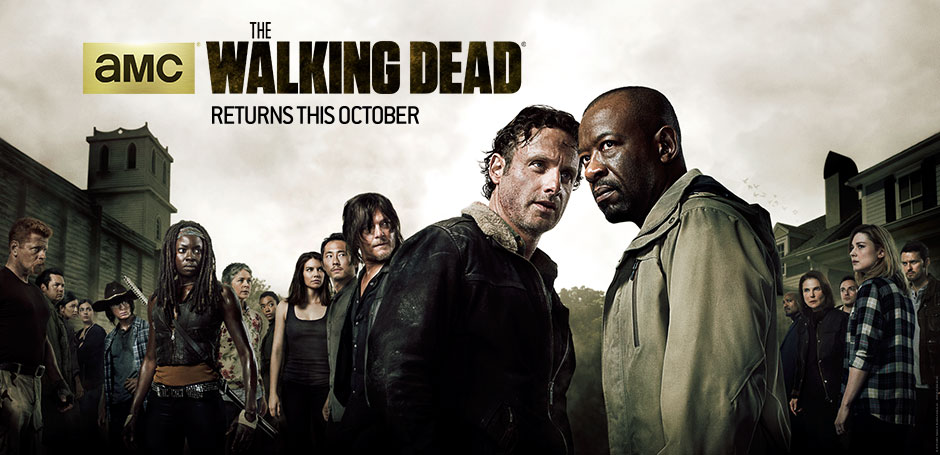 the walking dead 6 trailer