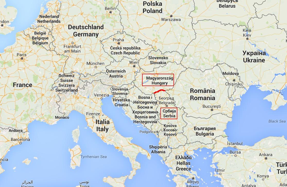L Ungheria Allunga Il Muro Giornalettismo