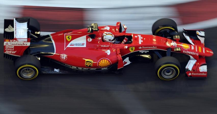 vette l pole position