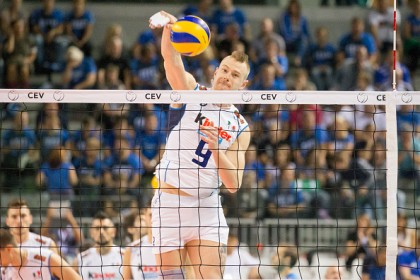 europei volley streaming