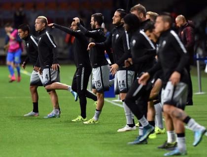 Bayer Leverkusen-Roma in chiaro