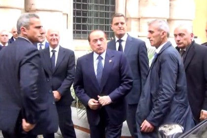 Berlusconi Mantovani