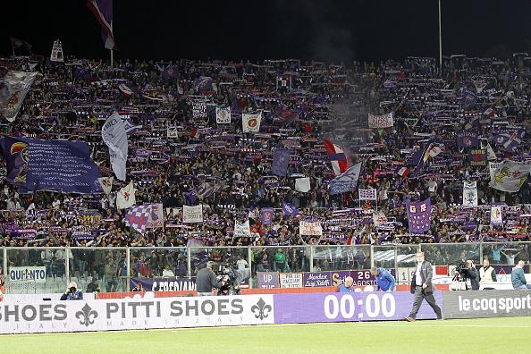 Fiorentina-LEch Poznan diretta streaming