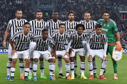 Juventus-Borussia Monchengladbach in tv