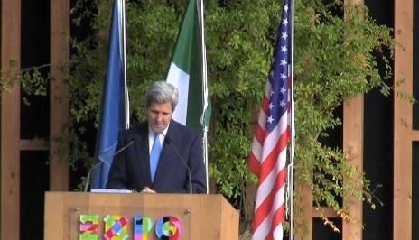 Kerry gaffe