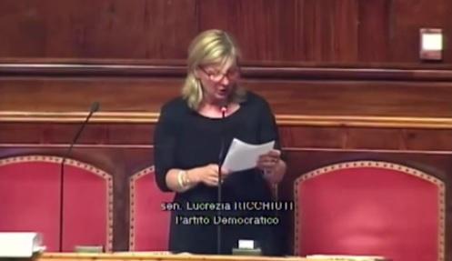 LUCREZIA RICCHIUTI