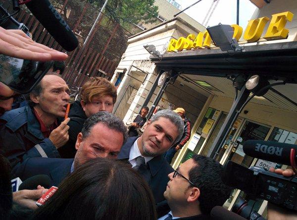 Mafia Capitale Daniele Ozzimo
