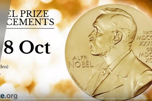 PREMIO NOBEL LETTERATURA 2015 premiazione
