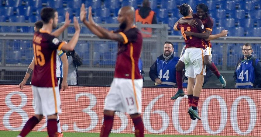 ROMA-UDINESE 3-1