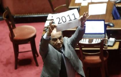 Riforme Senato Scilipoti