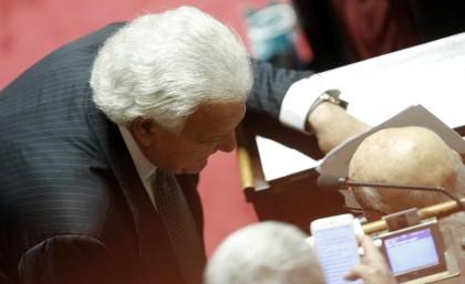 Riforme Senato Verdini Napolitano