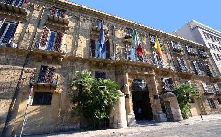 Sicilia Palazzo Normanni