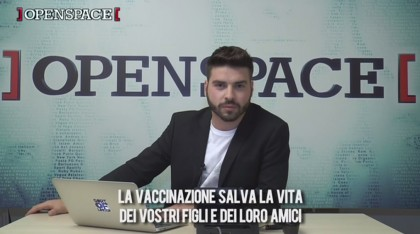 Vaccini Openspace Lorenzin