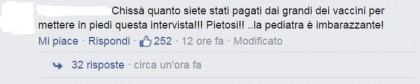 Vaccini Openspace commento facebook5