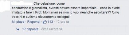 Vaccini Openspace commento facebook7