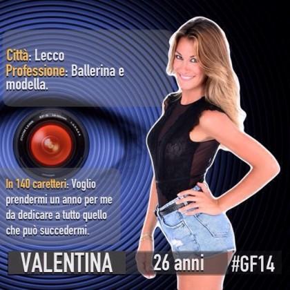 Valentina Bonariva GF14