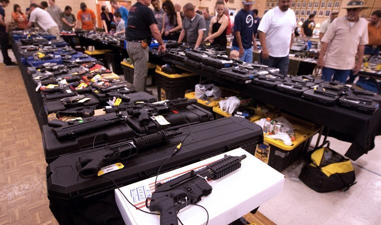 armi negli USA