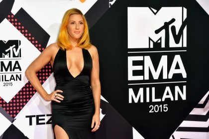 ellie goulding mtv ema 2015 video