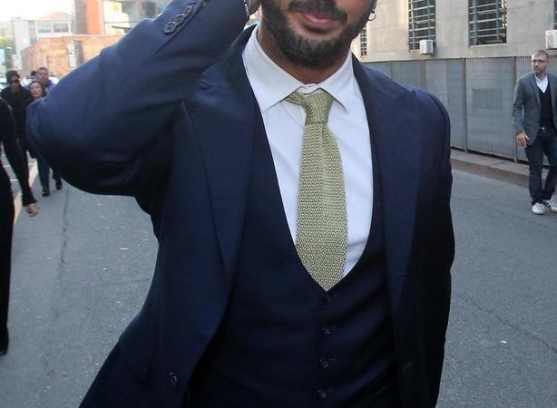 Fabrizio Corona torna a casa