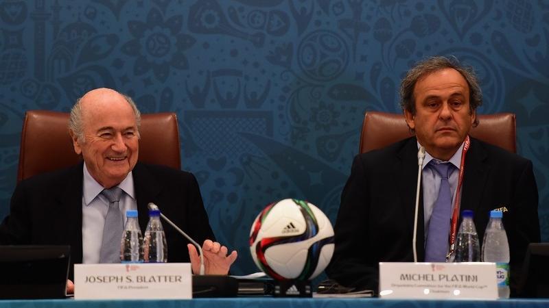 Fifa squalifica Blatter e Platini 8 anni